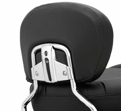 Harley-Davidson Styled Backrest pad mount  - 52825-05