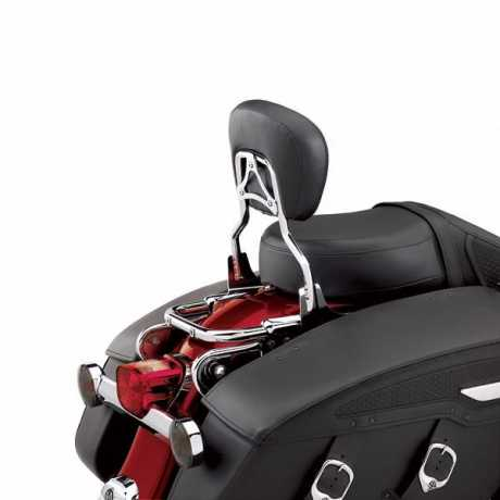 Harley-Davidson Abnehmbarer Sissybar Bügel Standardhöhe chrom  - 52933-97C