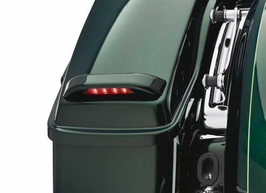 Harley-Davidson LED Kit für Tour-Pak Spoiler, Rote Gläser  - 53000238