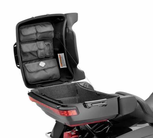 Harley-Davidson Tour-Pak-Deckelpassform & Organizer schwarz  - 53000392