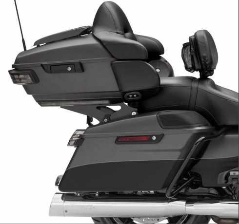 Harley-Davidson Detachable Tour-Pak Conversion Kit black  - 53000567A