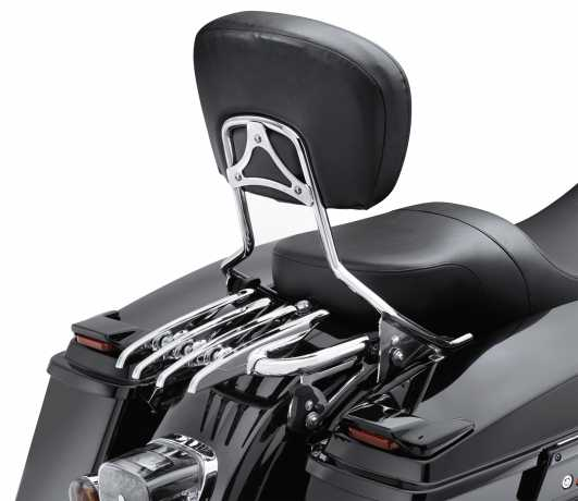 Harley-Davidson Stealth Detachable Luggage Rack chrome  - 53472-09A