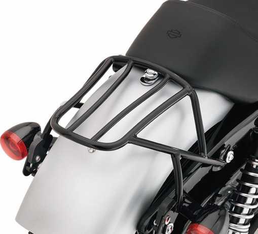 Harley-Davidson Abnehmbarer Solo Gepäckträger schwarz  - 53512-07A