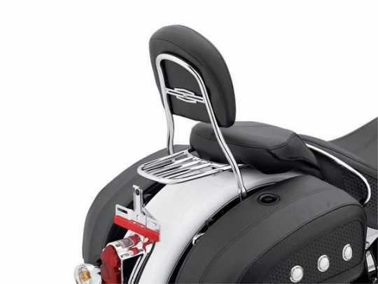 Harley-Davidson One-Piece Detachable Sissy Bar Upright chrome  - 53618-05A