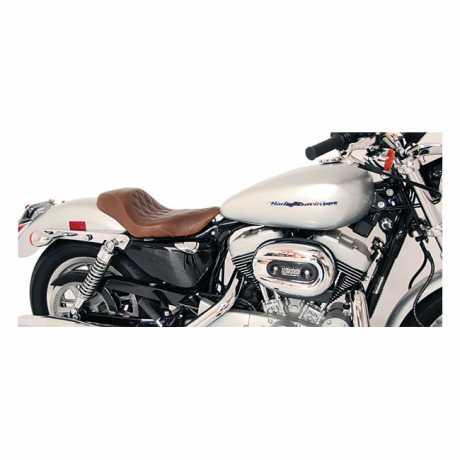 "Mustang Mustang Wide Tripper Solo Seat 12"" Diamond, brown  - 537048"