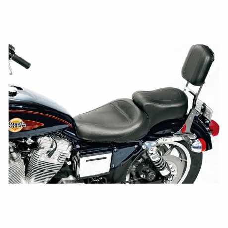 """Mustang Mustang Vintage 1-Piece Seat 12.5"""", black  - 537290"""