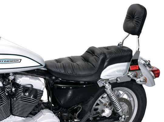 "Mustang Mustang Duke Regal Seat 12"", black  - 537566"