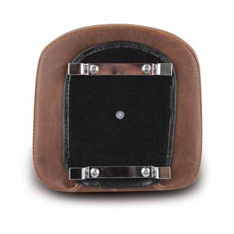 "Mustang Mustang Sissybar Pad 9"" X 9,5"" Diamant, braun  - 537575"