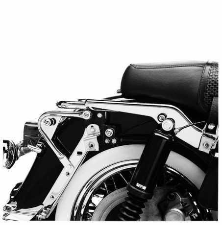 Harley-Davidson Montagekit für abnehmbares Zubehör chrom  - 53804-06