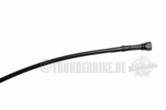 "Thunderbike Stainless Steel Brake Lines black | 102cm/40"" - 54-99-440BLK"