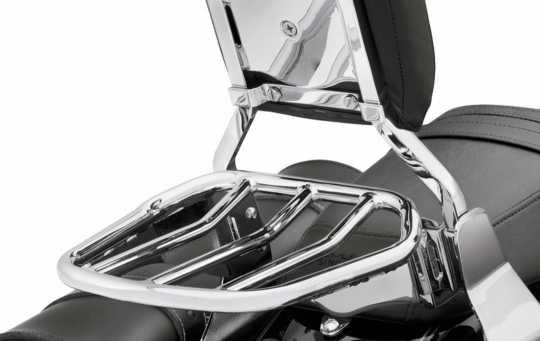 Harley-Davidson Custom Tapered Sport Luggage Rack chrome  - 54055-10