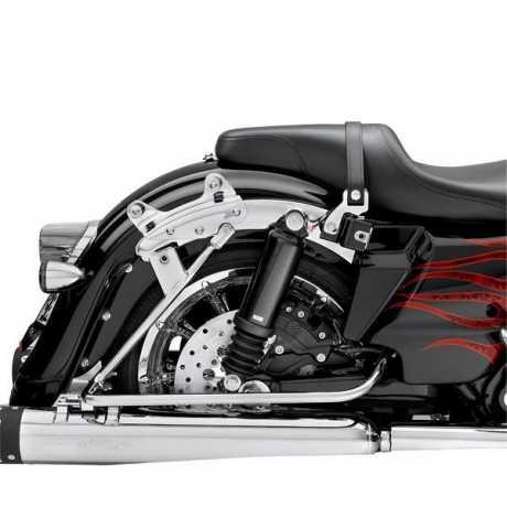 Harley-Davidson 4-Point Docking Hardware Kit chrome  - 54205-09A