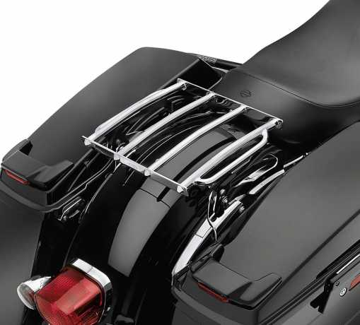 Harley-Davidson Detachable Solo Luggage Rack  - 54213-09A
