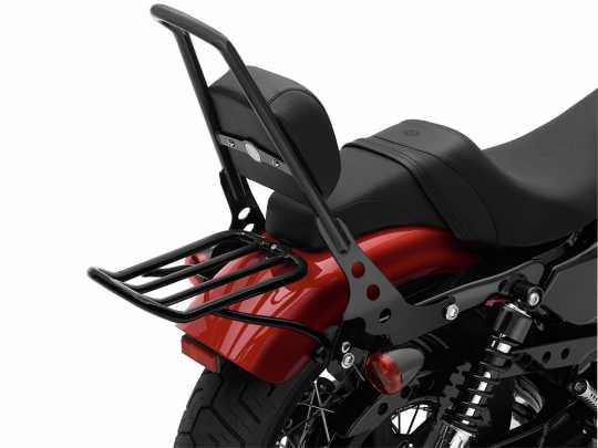 Harley-Davidson Chopped Fender-Gepäckträger schwarz  - 54250-10