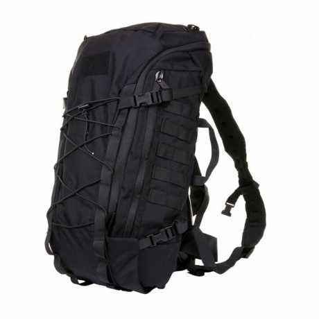 Motorcycle Storehouse Contractor Cordura Rucksack black  - 545544