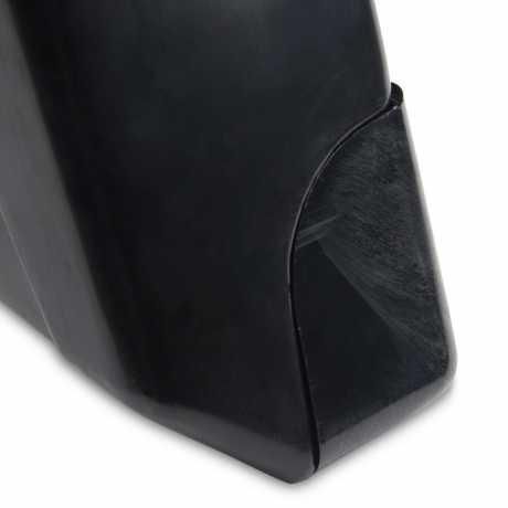 Arlen Ness Arlen Ness Angled Bag Auspuffblende, links  - 55-0002