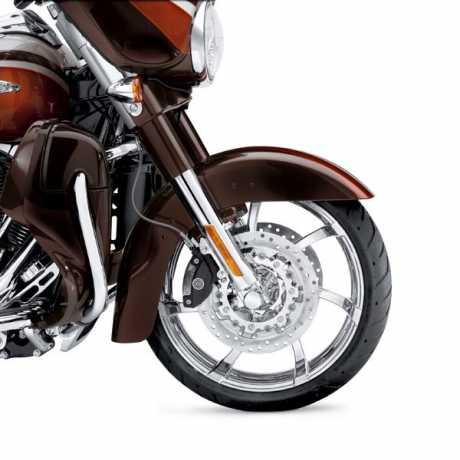 Harley-Davidson Schwimmend gelagerte Agitator Bremsscheibe Vorn Links  - 41500007