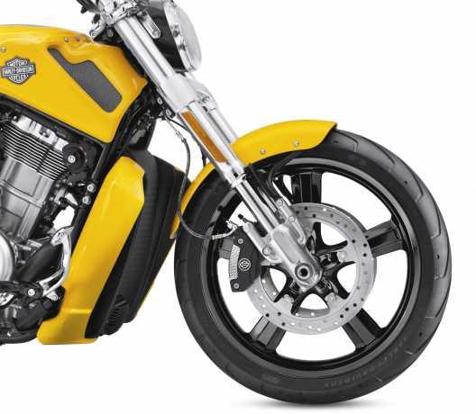"Harley-Davidson V-RSC 5-Spoke Wheel - Black Ice 19"" Front  - 55083-11"