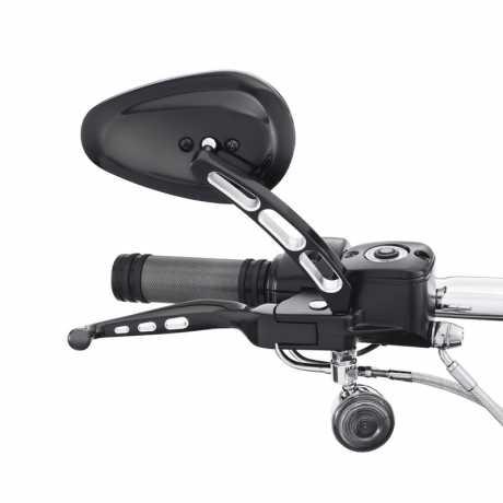 Harley-Davidson Handhebel Kit Edge Cut  - 36700004