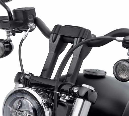 "Harley-Davidson Tall Handlebar Riser 5.5"" schwarz  - 55800852"