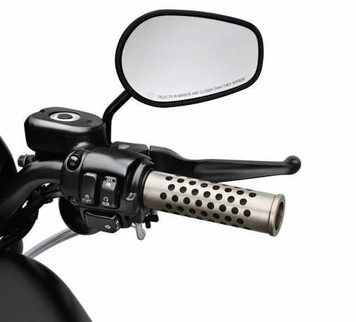 Harley-Davidson Hand Grips Silencer  - 55869-10