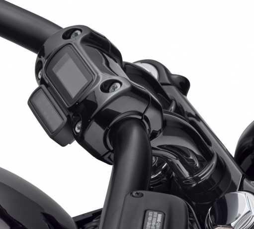 "Harley-Davidson Fat Riser Kit 1.25"" schwarz  - 55900157B"