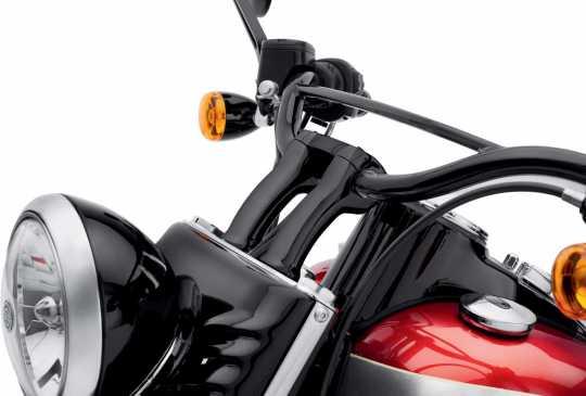 "Harley-Davidson Pull Back Riser Kit 4.5""  schwarz  - 55900165"
