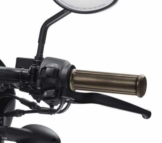 Harley-Davidson Brass Hand Grips  - 56100138