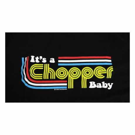 13 1/2 Magazine 13 1/2 It's a Chopper Baby T-Shirt schwarz  - 562786V
