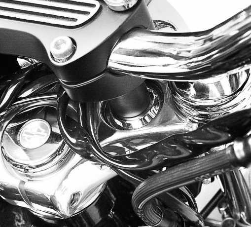 Harley-Davidson Riser Cup Washer Kit, chrome  - 56486-01