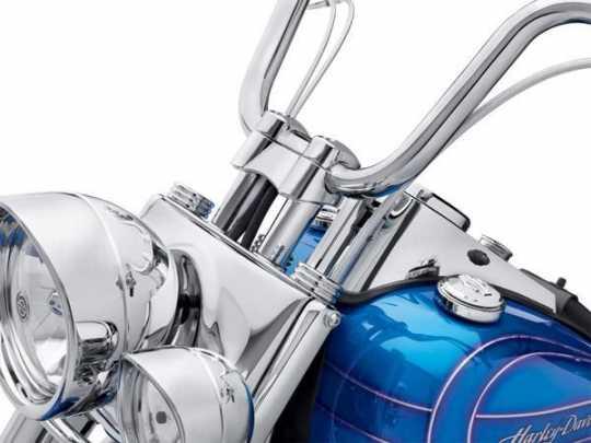 """Harley-Davidson Fat Riser Kit 4.1"""" chrome  - 56929-10"""