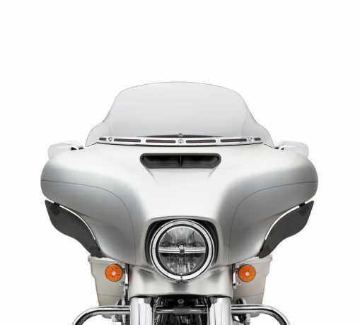 Harley-Davidson Beleuchtete Windschutzscheibenverkleidung chrom  - 57000394A