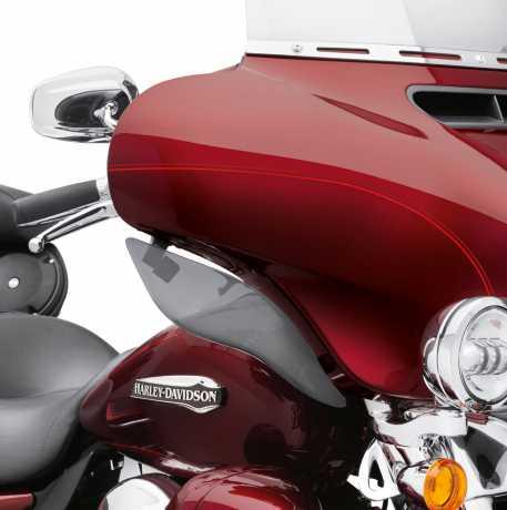 Harley-Davidson Adjustable Air Deflector dark smoke  - 57000529