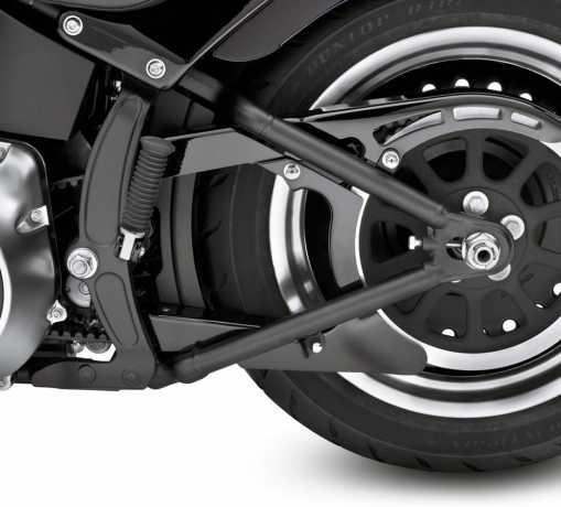 Harley-Davidson Lower Belt Guard, black  - 57100179