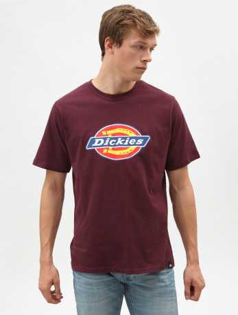 Dickies Dickies Horseshoe T-Shirt Maroon rot/braun  - 571649V