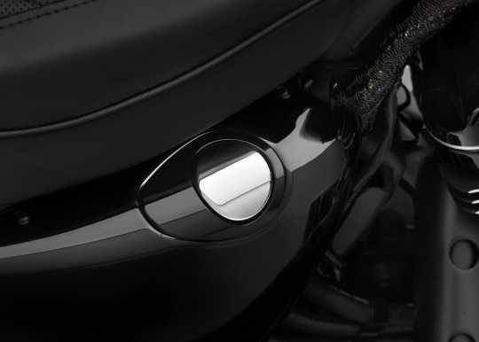 Harley-Davidson Oil Dipstick Bezel black  - 57200159