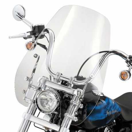 "Harley-Davidson Abnehmbare Super Sport Windschutzscheibe 19"" leicht getönt  - 57300-06"