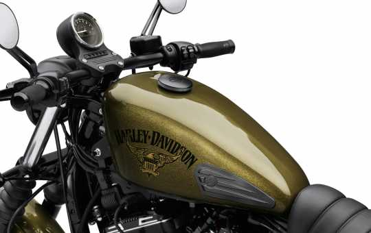 Harley-Davidson Tank Knee Pad Kit  - 57300065