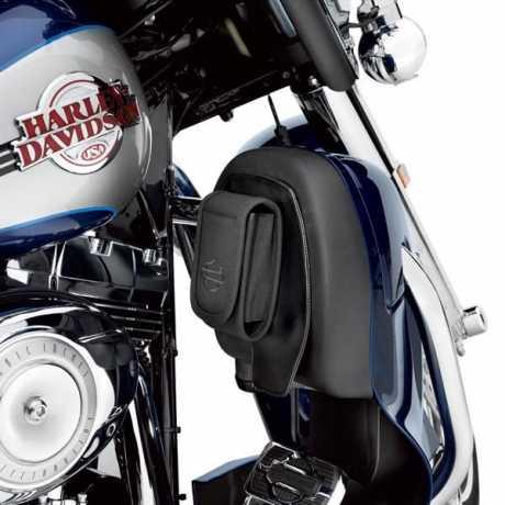 Harley-Davidson Fairing lower Glove Box Door Pouches  - 57400-06