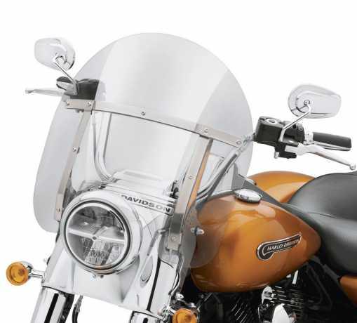 """Harley-Davidson Abnehmbares Windschild 16"""" leicht getönt  - 57400274"""