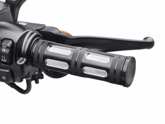 Harley-Davidson Hand Grips Edge Cut  - 57454-10