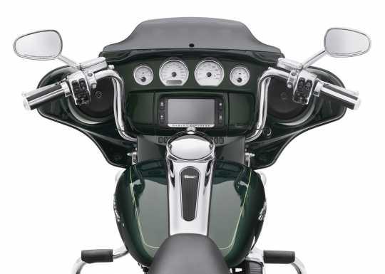 """Harley-Davidson Bat Wing mini-Ape Handlebars 12"""" chrome  - 57474-11"""