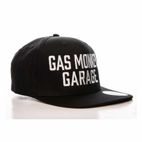 Gas Monkey Garage GMG Snapback Cap schwarz  - 574880
