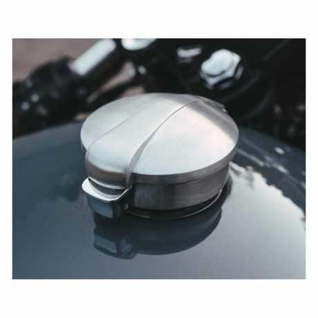 Motone Customs Motone Monza Gas Cap brushed  - 575402