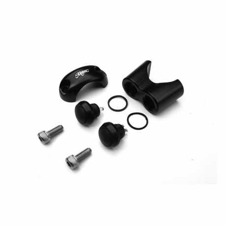 Motone Customs Motone 2 Button Micro Switch black  - 575406