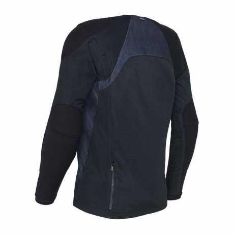 Knox Knox Urbane Pro armoured Shirt schwarz/denim  - 576127V