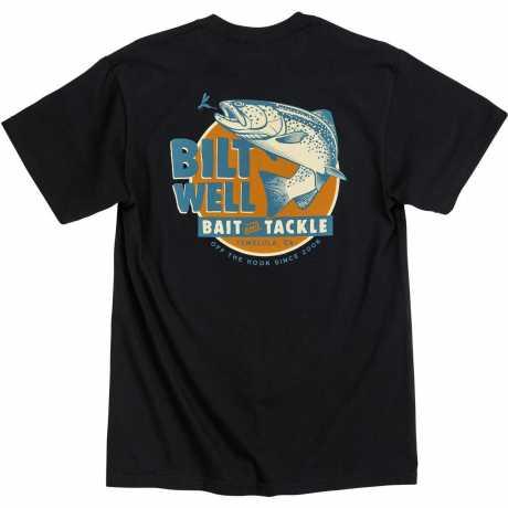 Biltwell Biltwell Bait Pocket T-Shirt Black  - 576274V