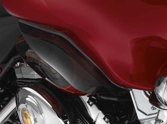 Harley-Davidson Fairing Air Deflectors dark smoke  - 57740-05