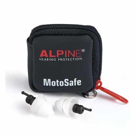 Alpine Alpine Motosafe Tour Ohrstöpsel mit Mini Grip  - 577474