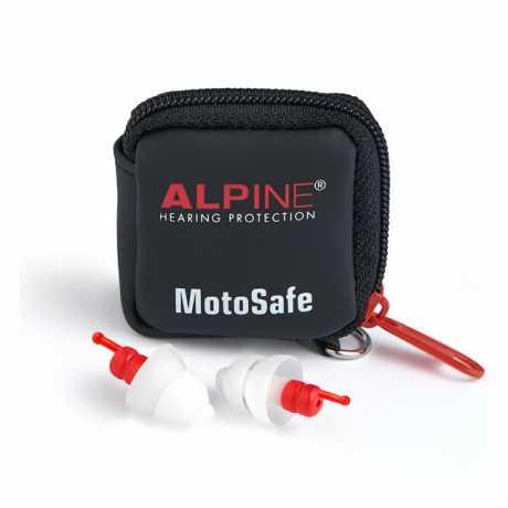 Alpine Alpine Motosafe Race Ohrstöpsel mit Mini Grip  - 577475